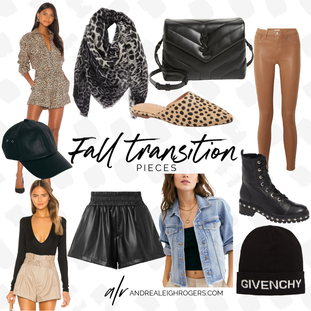 Fall-Transition-Pieces